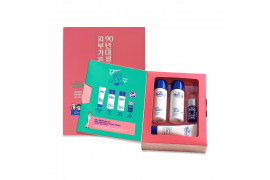 [THE FACE SHOP_Sample] Dr.Belmeur Advanced Cica Skincare Kit Sample - 1pack (4items)