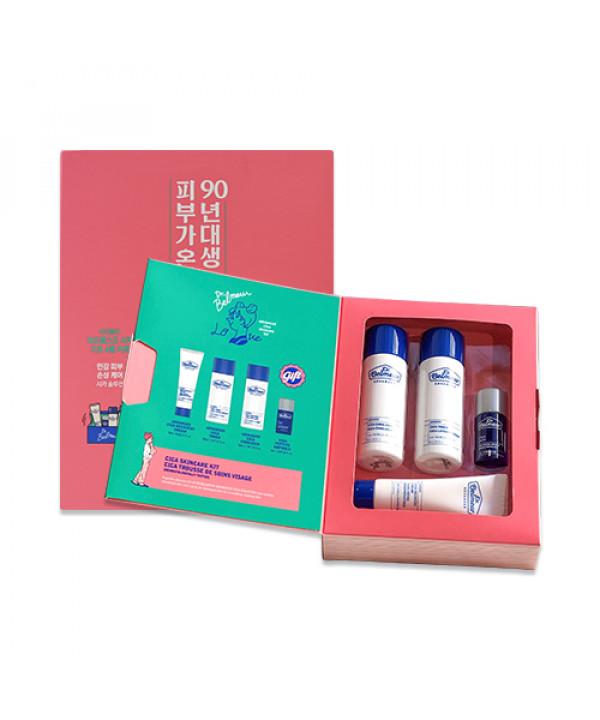 [THE FACE SHOP_Sample] Dr.Belmeur Advanced Cica Skincare Kit Sample - 1pack (4items)