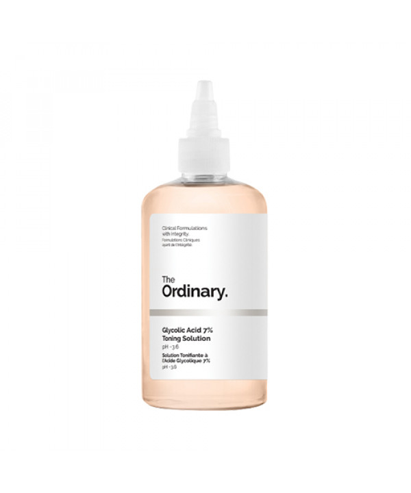 [THE ORDINARY] Glycolic Acid 7% Toning Solution - 240ml