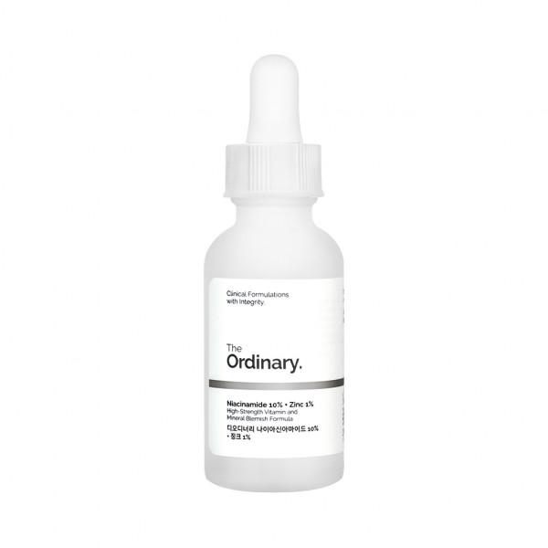 [THE ORDINARY] Niacinamide 10% + Zinc 1% - 30ml