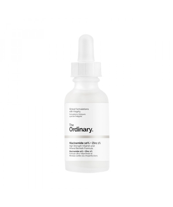 [THE ORDINARY] Niacinamide 10% + Zinc 1% - 30ml