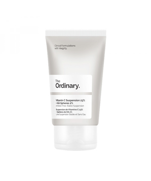 [THE ORDINARY] Vitamin C Suspension 23% + HA Spheres 2% - 30ml