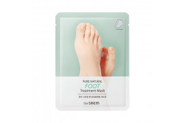 [THESAEM] Pure Natural Foot Treatment Mask - 1pcs