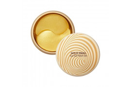 [THESAEM_50% SALE] Gold Snail Eye Gel Patch Set - 1pack (60pcs)