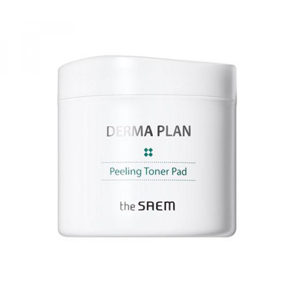 [THESAEM] Derma Plan Peeling Toner Pad - 1pack (70pcs)