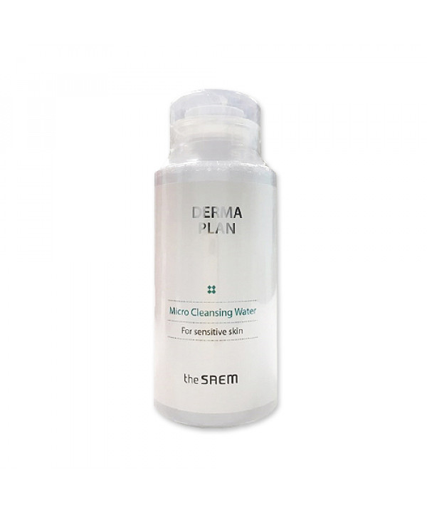 [THESAEM] Derma Plan Micro Cleansing Water - 300ml
