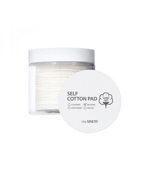 [THESAEM] Self Cotton Pad - 1pack (50pcs)