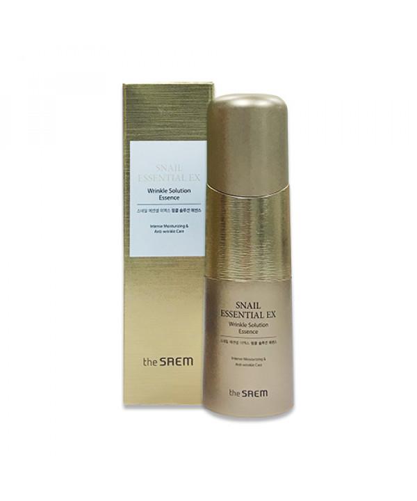 [THESAEM] Snail Essential EX Wrinkle Solution Essence - 50ml