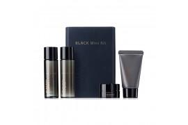 [THESAEM] Mineral Homme Black Mini Kit - 1pack (4items)