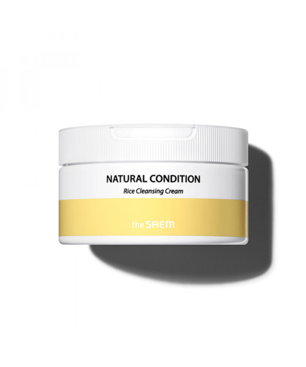 [THESAEM] Natural Condition Rice Cleansing Cream - 300ml