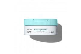[THESAEM] Derma Plan Cleansing Bubble Pad - 1pack (15pcs)