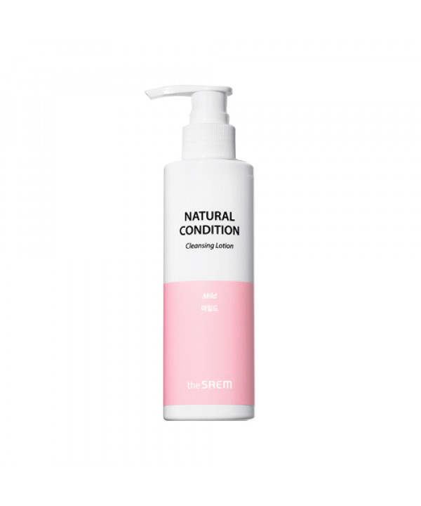[THESAEM_LIMITED] Natural Condition Cleansing Lotion - 180ml