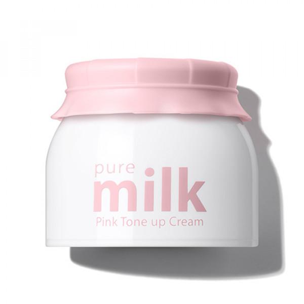 [THESAEM] Pure Milk Pink Tone Up Cream - 50ml