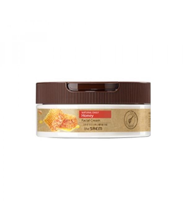[THESAEM] Natural Daily Honey Facial Cream - 200ml