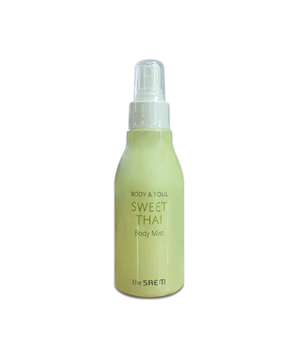 [THESAEM] Body & Soul Sweet Thai Body Mist - 150ml