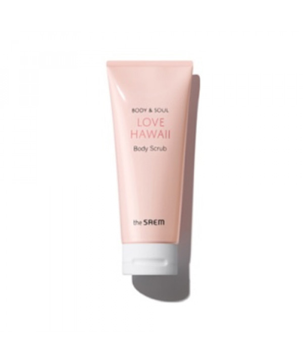 [THESAEM] Body & Soul Love Hawaii Body Scrub - 200ml