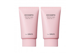 [THESAEM] Eco Earth Pink Sun Cream (+Gift) - 50g (SPF50+ PA++++)