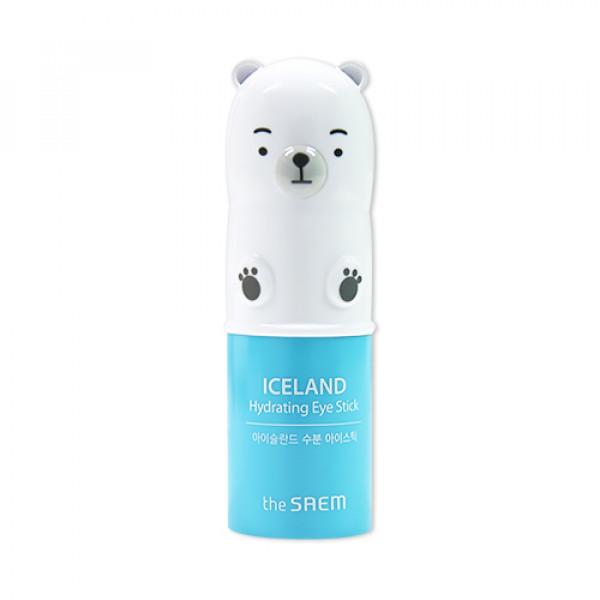 W-[THESAEM] Iceland Hydrating Eye Stick (2020) - 7g x 10ea
