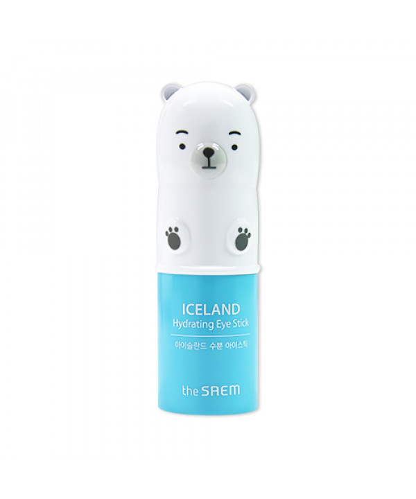 [THESAEM] Iceland Hydrating Eye Stick (2020) - 7g