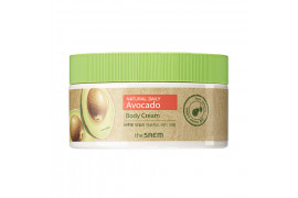 [THESAEM] Natural Daily Avocado Body Cream (2020) - 300ml