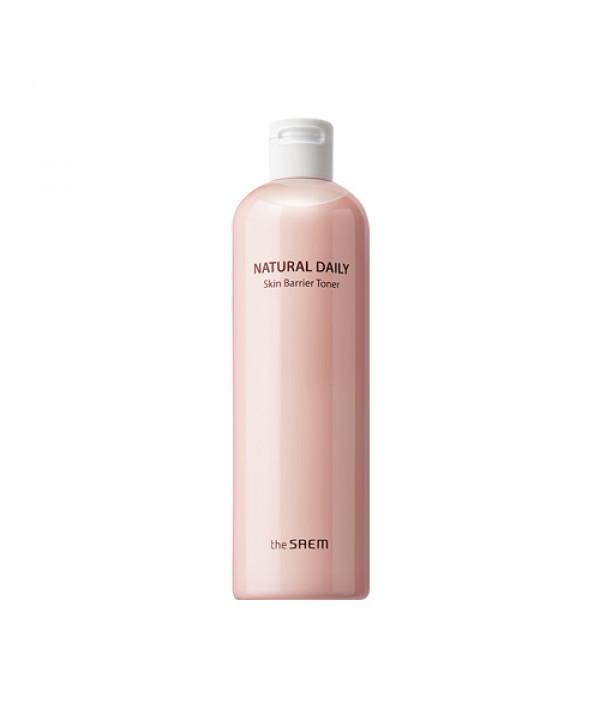 W-[THESAEM] Natural Daily Skin Barrier Toner - 500ml x 10ea