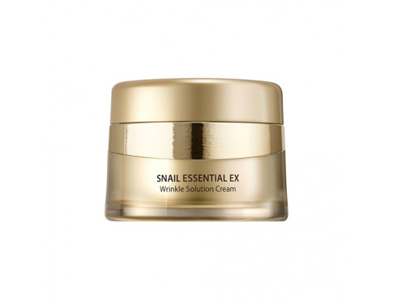[THESAEM] Snail Essential EX Wrinkle Solution Cream - 50ml