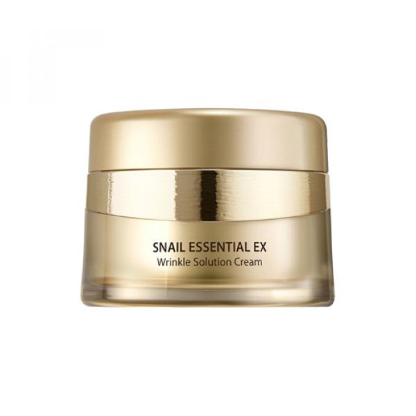 [THESAEM] Snail Essential EX Wrinkle Solution Cream - 50ml