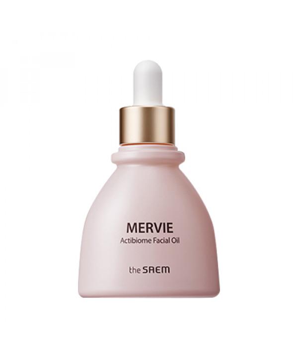 W-[THESAEM] Mervie Actibiome Facial Oil - 30ml x 10ea