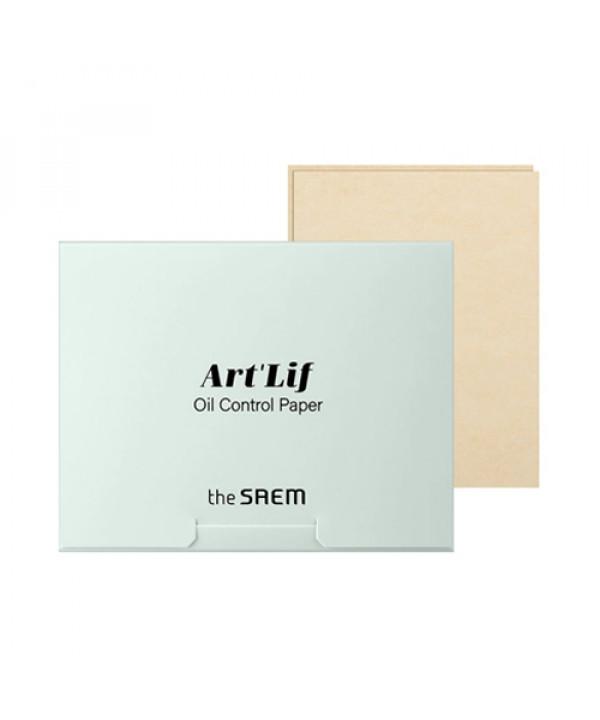 [THESAEM] Artlif Oil Control Paper - 1pack (80pcs)