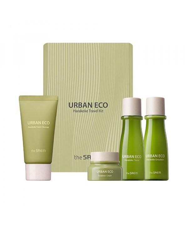 [THESAEM] Urban Eco Harakeke Travel Kit - 1pack (4items)