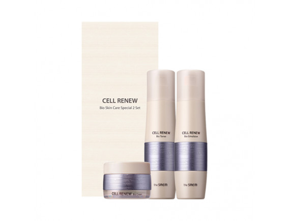 [THESAEM] Cell Renew Bio Skin Care Special 2 Set - 1pack (3items)