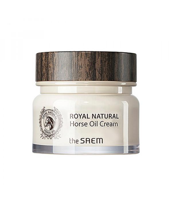 [THESAEM_50% SALE] Royal Natural Horse Oil Cream (2021) - 80ml