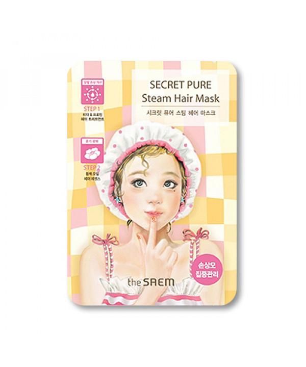 [THESAEM_50% SALE] Secret Pure Steam Hair Mask - 1pcs