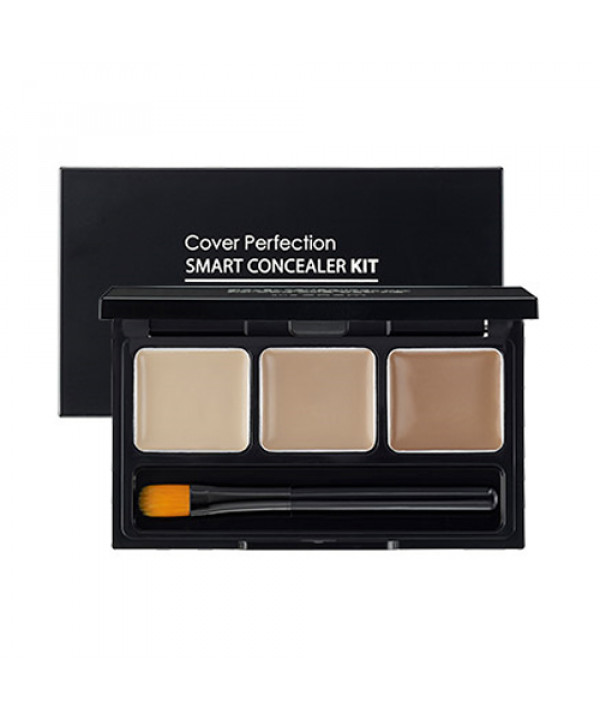 [THESAEM] Cover Perfection Smart Concealer Kit - 4.2g (SPF30 PA++)