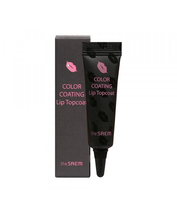 [THESAEM] Color Coating Lip Topcoat - 5g