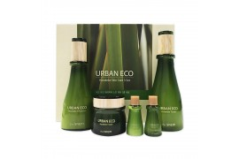 [THESAEM] Urban Eco Harakeke Skin Care 3 Set - 1pack (5item)