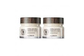 [THESAEM] 1+1 Royal Natural Horse Oil Cream - 80ml