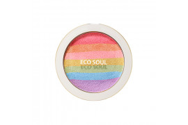 [THESAEM] Eco Soul Prism Blusher - 8g