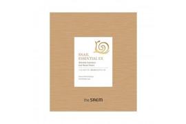 W-[THESAEM] Snail Essectial EX Wrinkle Solution Gel Mask Sheet - 1pcs x 10ea