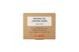 [THESAEM] Natural Oil Control Paper - 1pack (100pcs)