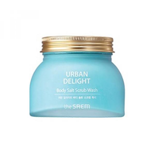 [THESAEM] Urban Delight Body Salt Scrub Wash - 320g