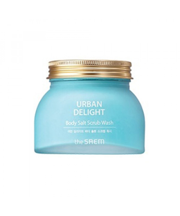 [THESAEM] Urban Delight Body Salt Scrub Wash - 320g