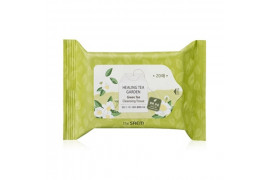 [THESAEM] Healing Tea Garden Green Tea Cleansing Tissue - 1pack (20pcs)