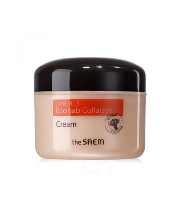 [THESAEM] Care Plus Baobab Collagen Cream - 100ml