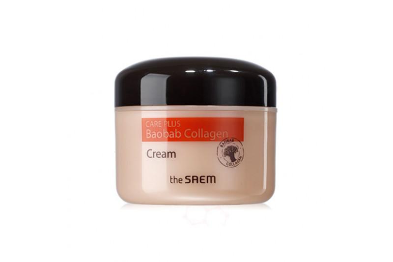 [THESAEM] Care Plus Baobab Collagen Cream - 100ml