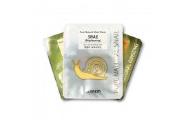 [THESAEM] Pure Natural Mask Sheet - 1pcs