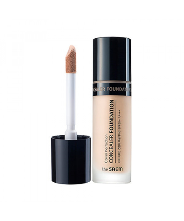 [THESAEM_LIMITED] Cover Perfection Concealer Foundation - 38g (SPF50+ PA+++) (EXP 2021.07.09)