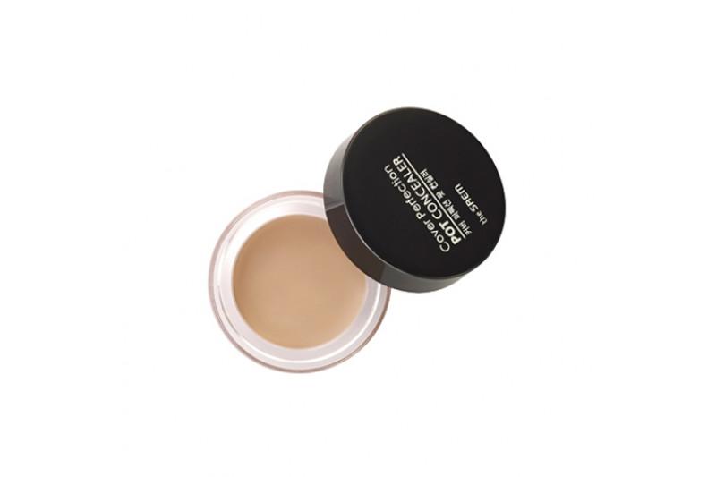 [THESAEM] Cover Perfection Pot Concealer - 4g