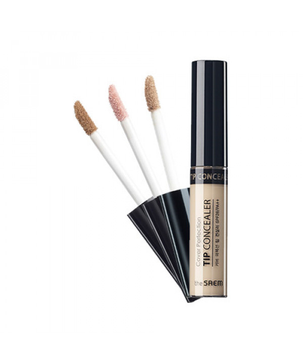 W-[THESAEM] Cover Perfection Tip Concealer - 6.5g x 10ea