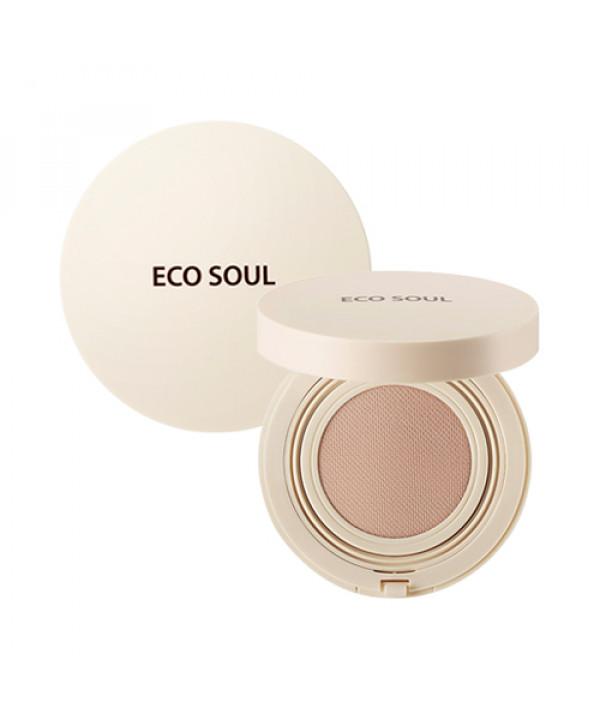 [THESAEM] Eco Soul Bounce Cream Foundation - 15g (SPF50+ PA+++)